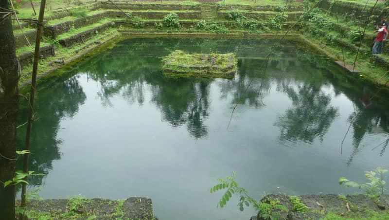 Netravali Bubbling Lake