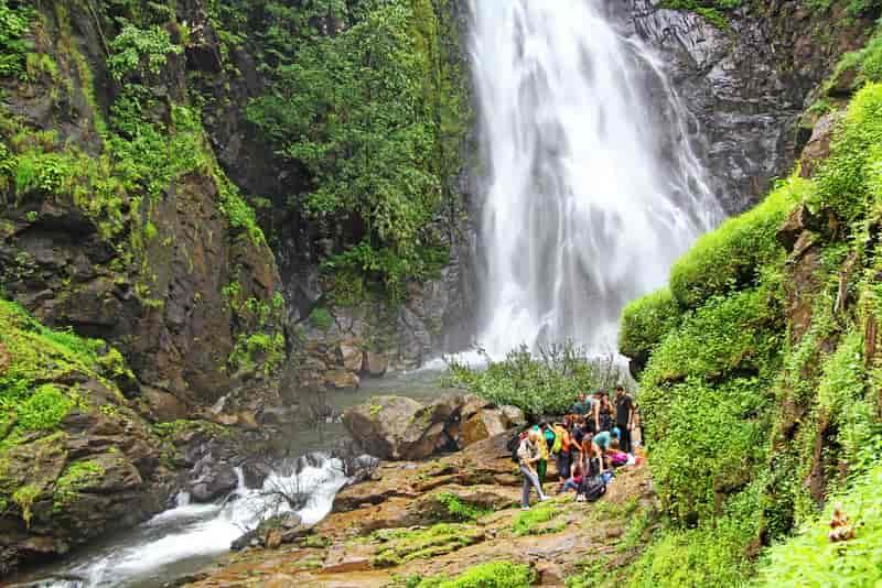 Netravali Waterfalls