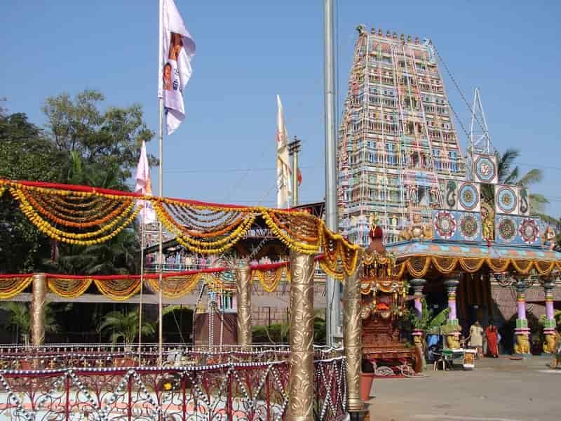 Peddamma Gudi Temple