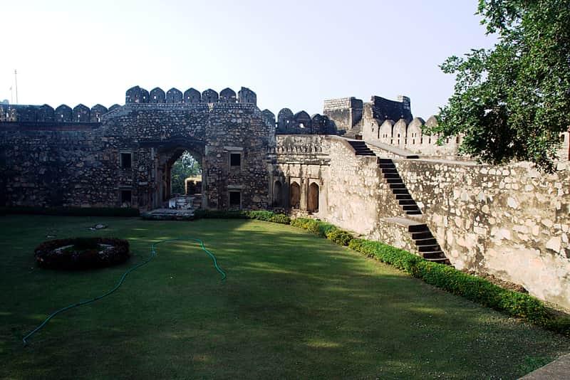 Rani Laxmibai's Fort