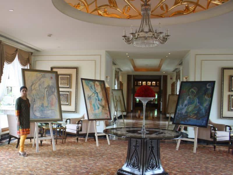 Sarita's Art Gallery