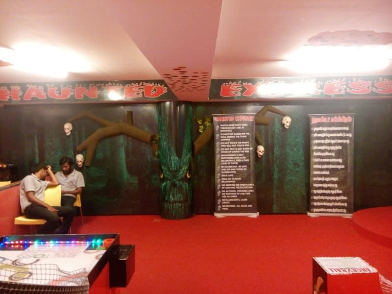 Scary House in Prasad's Mall