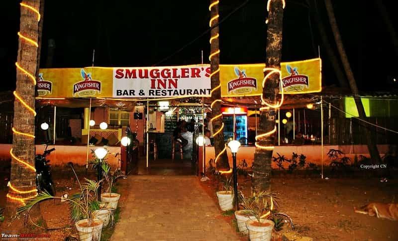 Smuggler's Inn