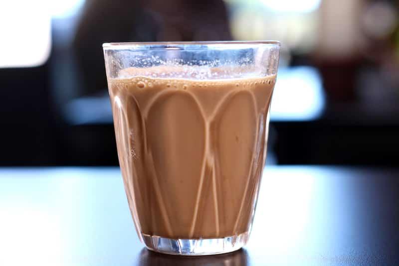 Take a break and enjoy a cutting chai