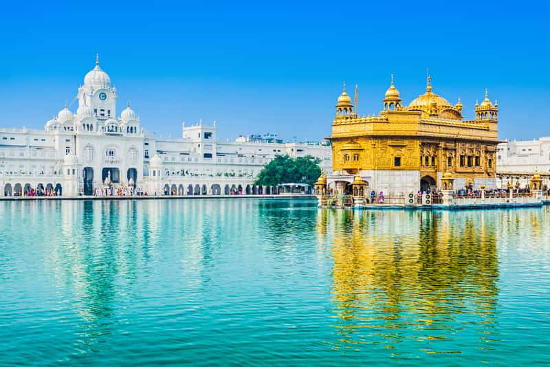 The Beautiful Golden Temple of Amritsar