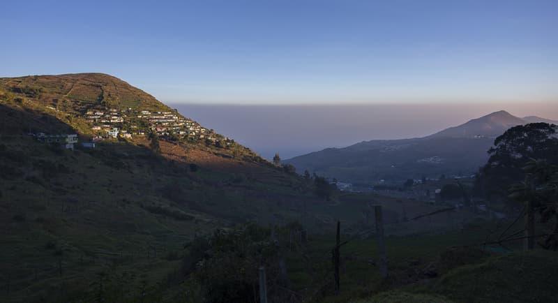 The mountains of Kalhatty