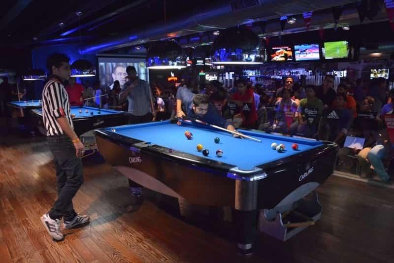 Underdoggs Sports Bar&Grill,Gurugram