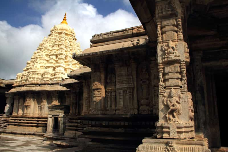 Vaidyeshvara temple, Talakadu