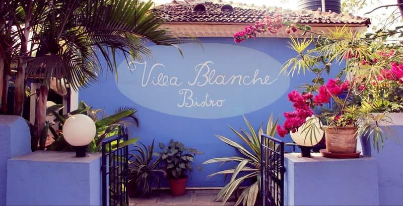 Villa Blanche Bistro