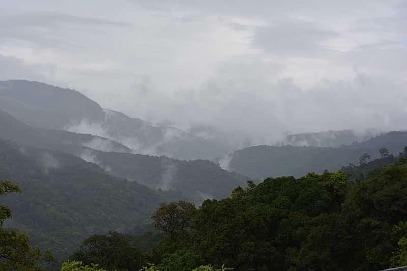 Western Ghats at Sakleshpur