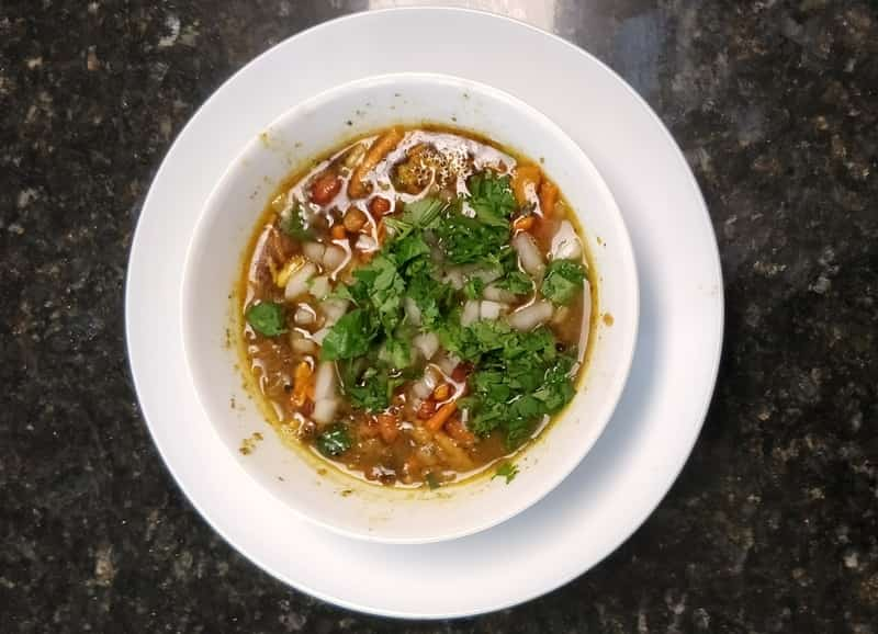 You don't want to miss out on wholesome Misal Pav while in Nagpur