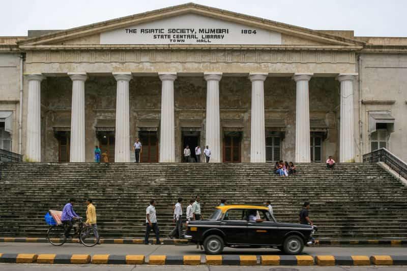 Asiatic Society of Mumbai Town Hall