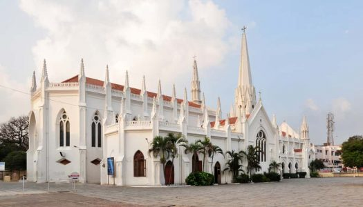 11 Architecturally Rich Churches in Chennai