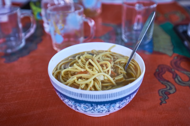 Darjeeling has a range of interesting food you can try out