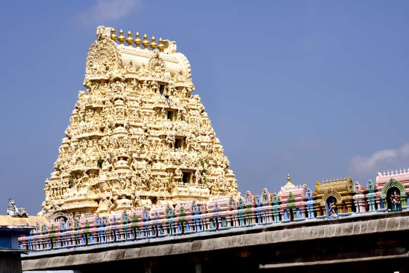 Ekambareswarar Temple