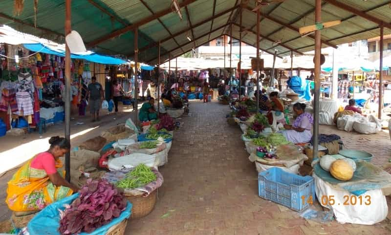 Gandhi Market