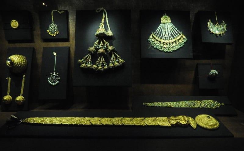 Jewels Lake Palace Museum