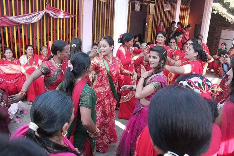 Kajli Teej Festival celebrations