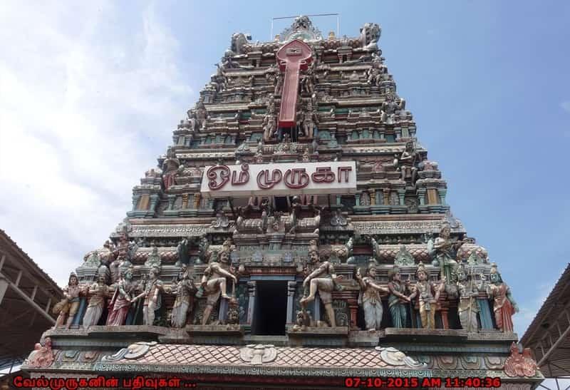 Sri Vadapalani Andavar Temple