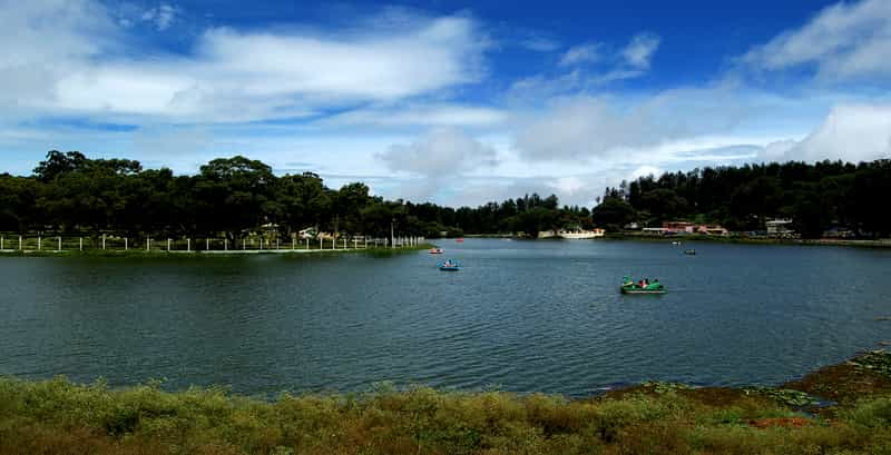The Stunning Yercaud Lake