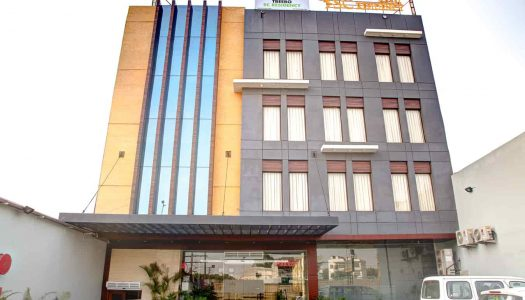 Treebo SC Residency Launched in Chandigarh