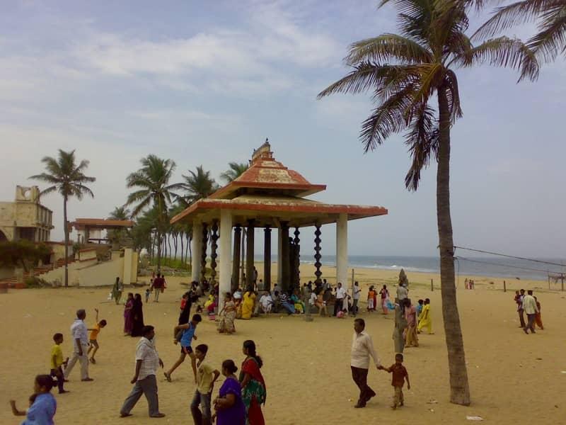 VGP Golden Beach, Chennai