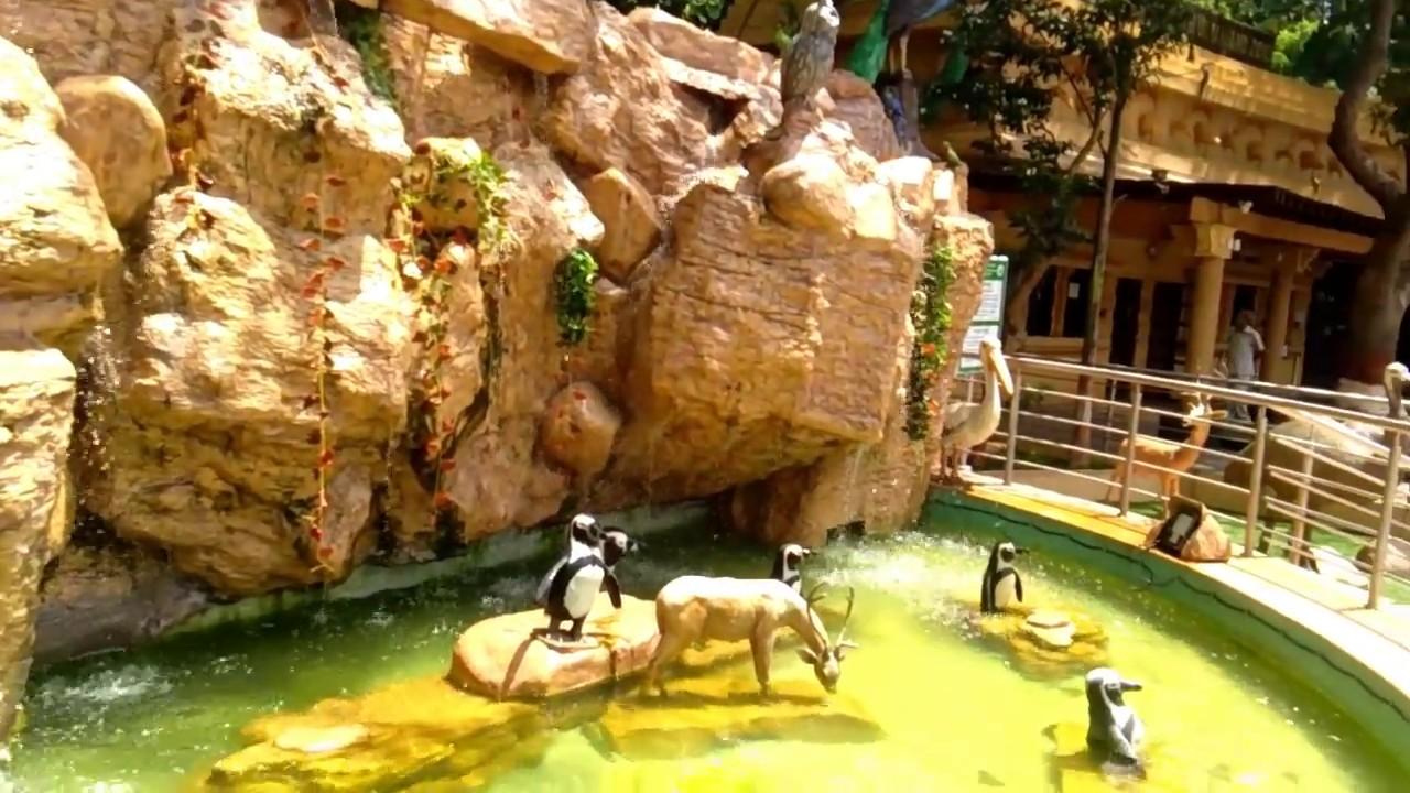 Mumbai's zoo