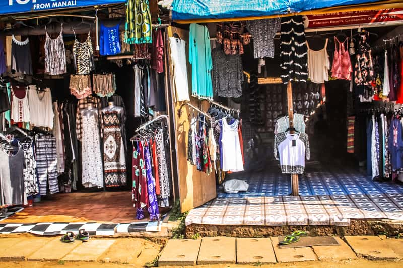Palolem Market
