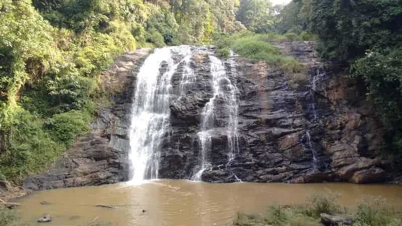 Waterfalls At Coorg