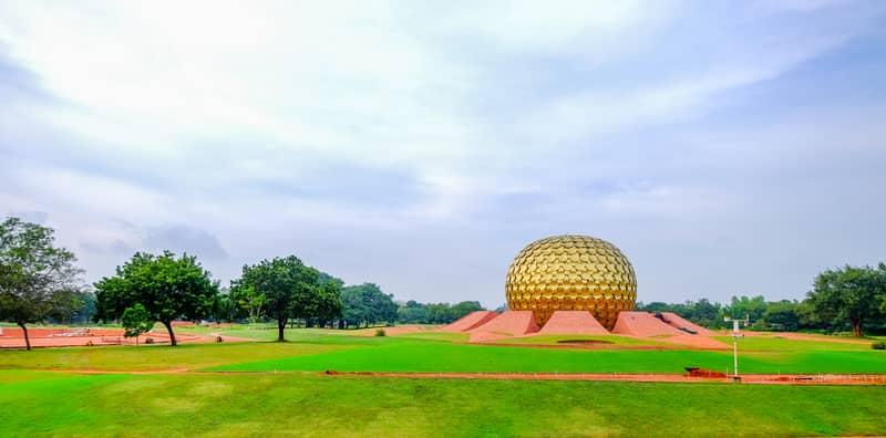 The Auroville Village in Pondicherry