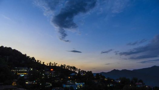 Discover the 12 Best Places to visit in Mussoorie at Night