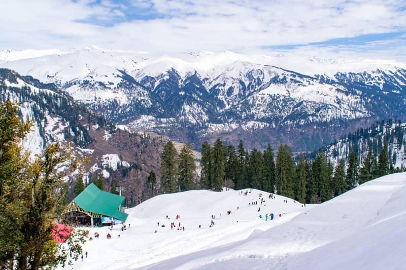 Manali Valley