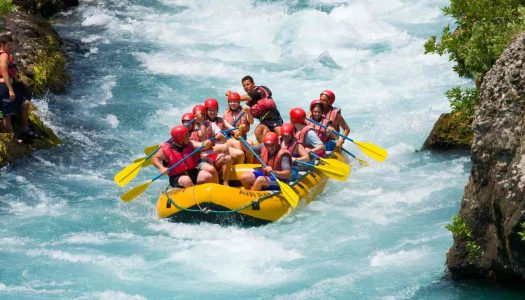 The Complete Guide to River Rafting in Coorg