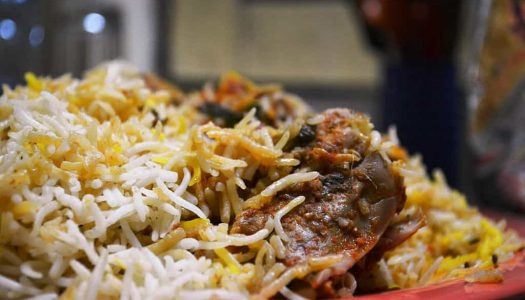 20 Examples of The Best Food in Hyderabad