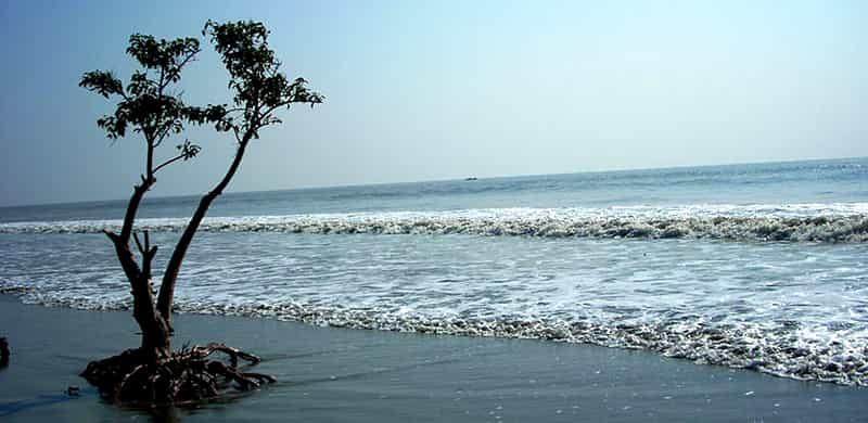 Kiran Beach at Henry's Island