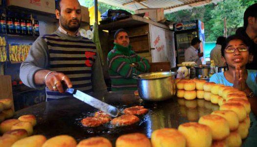 Best Street Food in Mussoorie