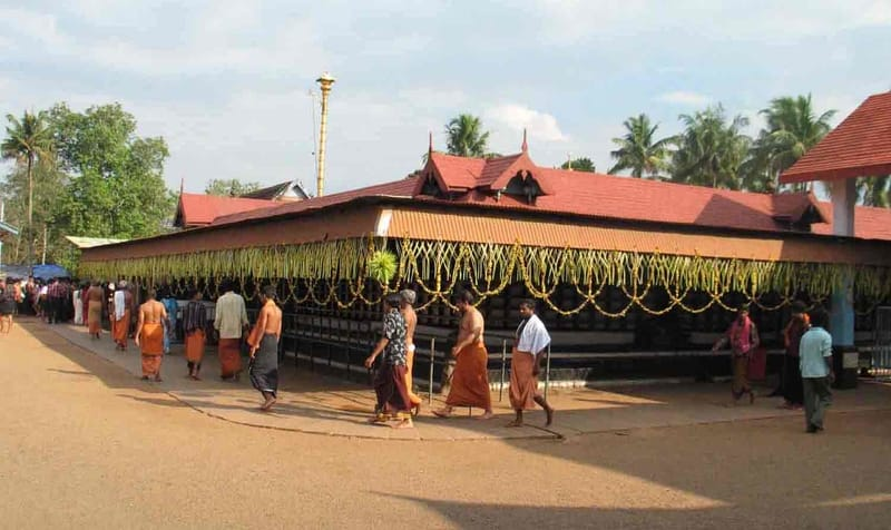 A temple in Chottanikkara