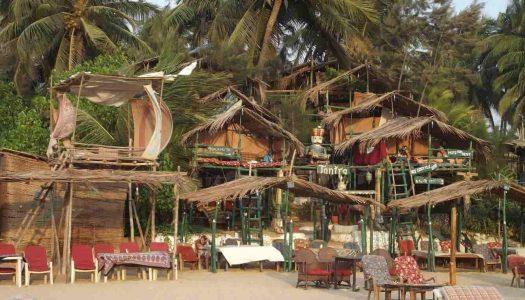11 Fabulous Beach Shacks in South Goa
