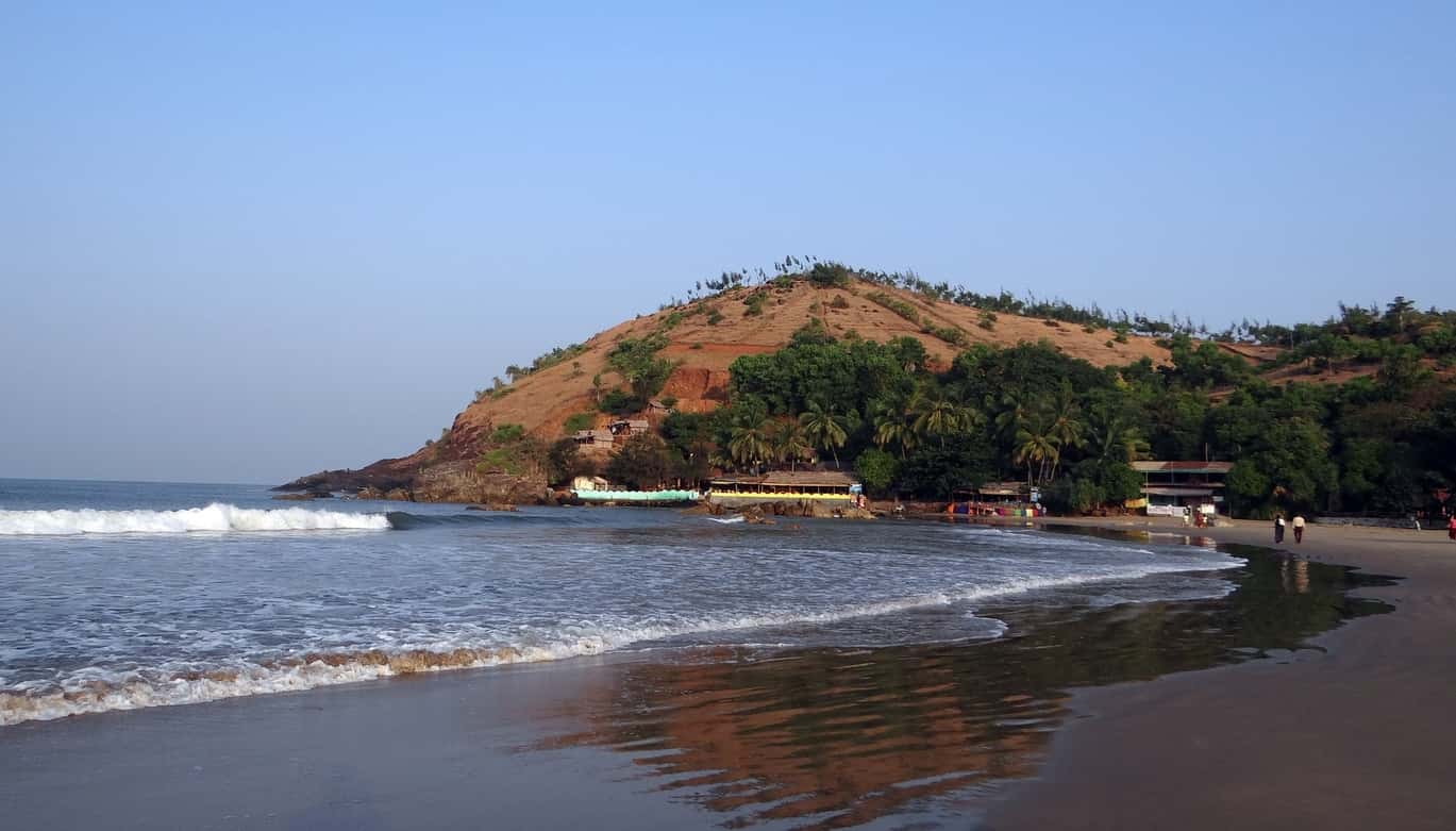 Beaches In Gokarna For Some Peace & Chill