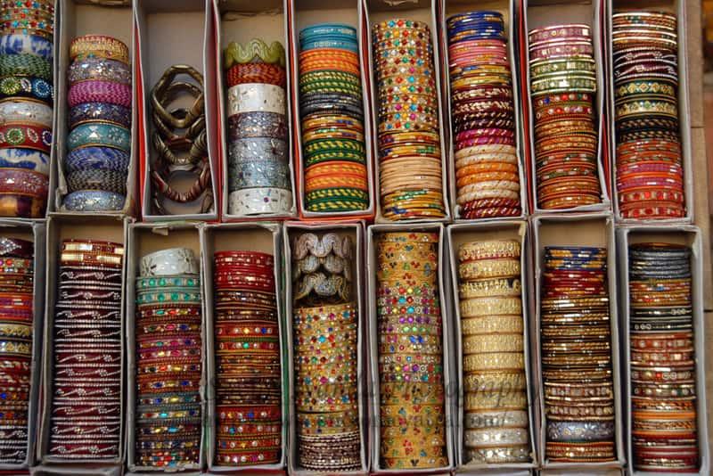 Chudi Bazar in Ajmer