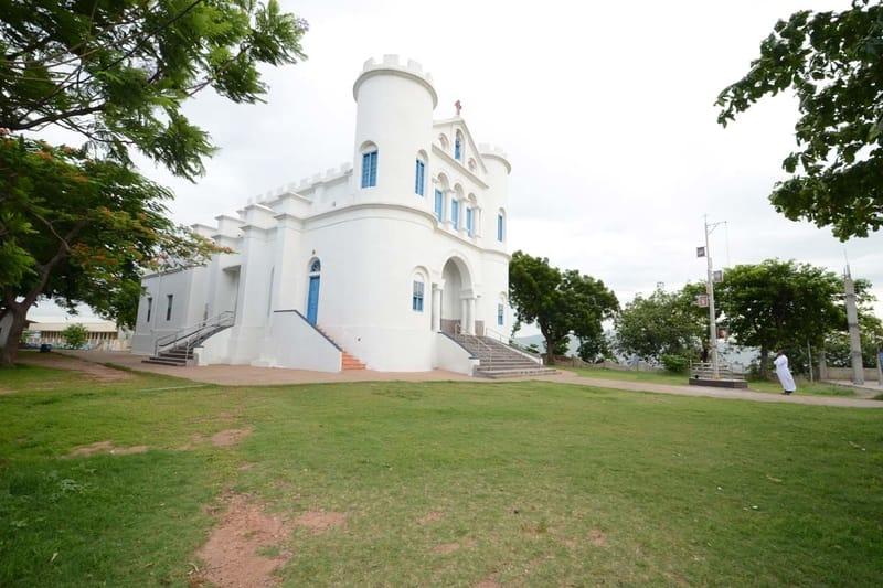 Church on Ross Hill