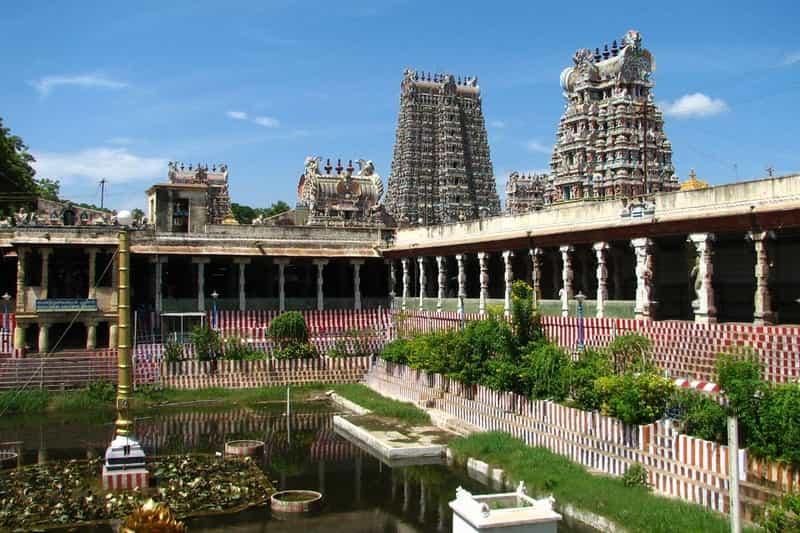 Dhanuskodi Temple