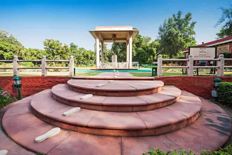 Gandhi Smriti is a must visit in Delhi