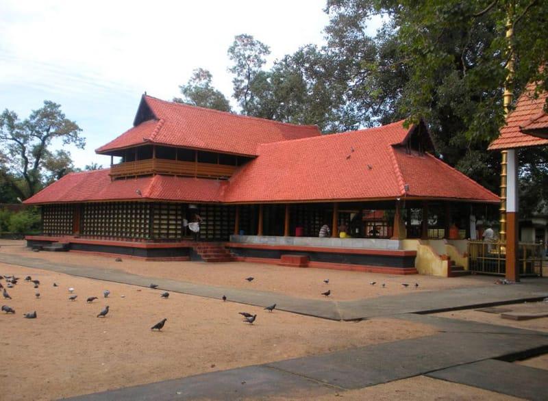 Mullakkal Bhagavathy Temple