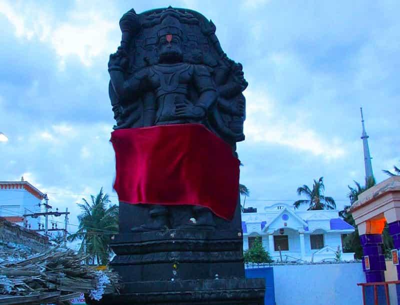 Panchamukhi Temple