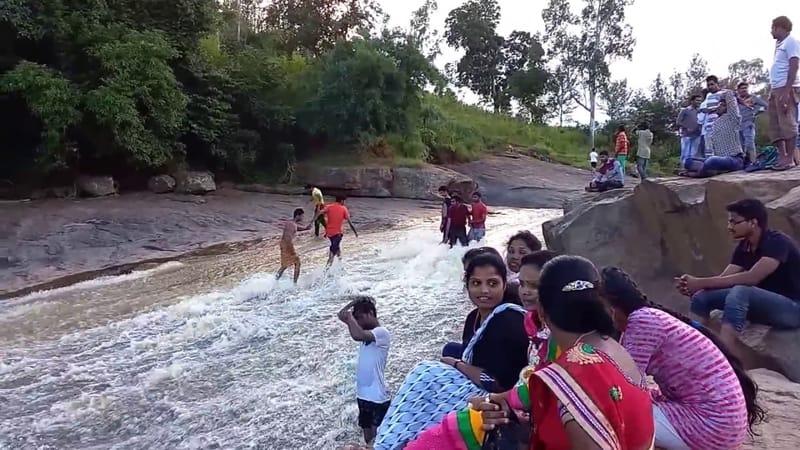 People at Chaparai
