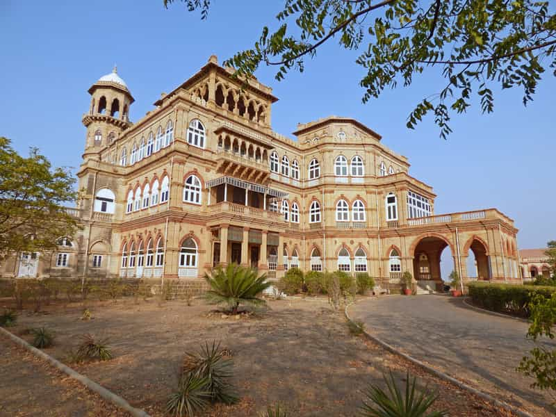 Ranjit Vilas Palace, Wankaner