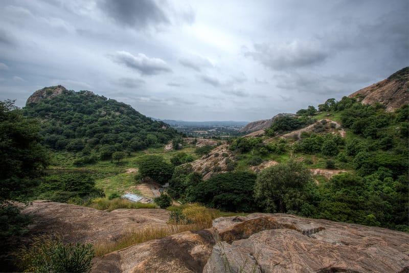 Rock Climbing in Ramanagara