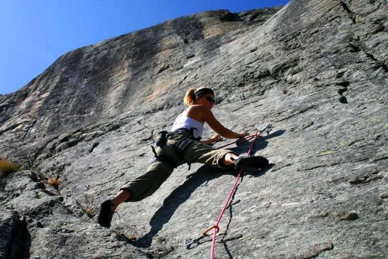 Rock Climbing in Savandurga