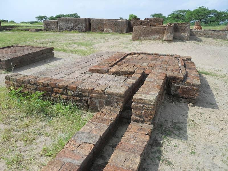 Ruins in Lothal